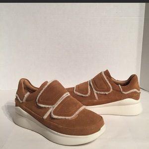 Ugg Women's Ashby Spill Seam Chestnut Sneaker